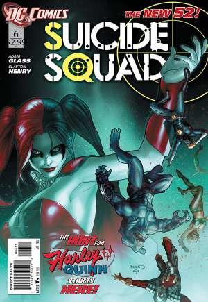 Suicide Squad (2011-2014)#6A