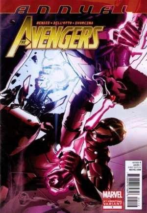 Avengers (2010-2012)#Annual 1B
