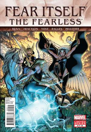 Fear Itself: The Fearless#9