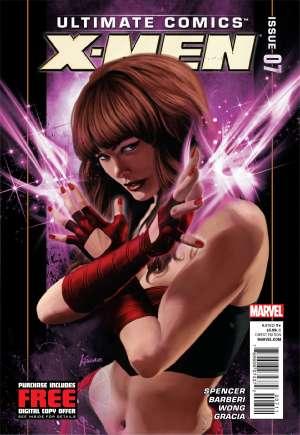 Ultimate Comics: X-Men (2011-2013)#7A