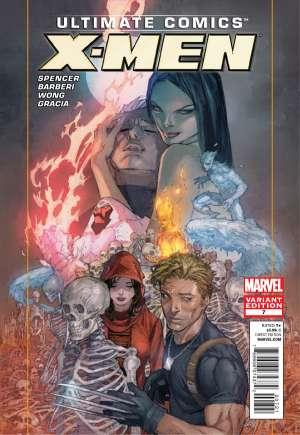 Ultimate Comics: X-Men (2011-Present)#7B