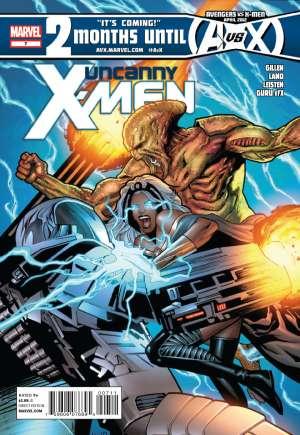 Uncanny X-Men (2011-2012)#7