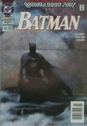 Batman (1940-2011)#Annual 15A
