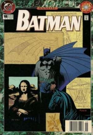 Batman (1940-2011)#Annual 18A