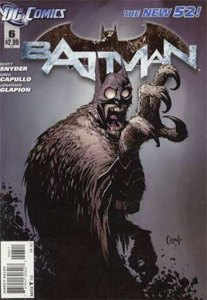 Batman (2011-2016)#6B