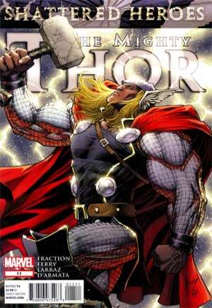 Mighty Thor (2011-2012) #11