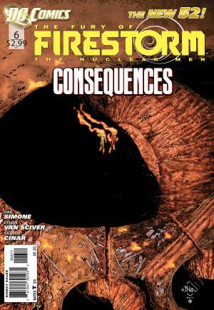 Fury of Firestorm: The Nuclear Men (2011-2013)#6