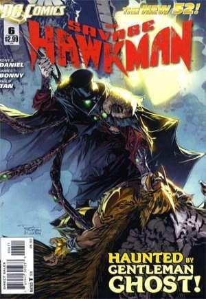 Savage Hawkman (2011-2013)#6