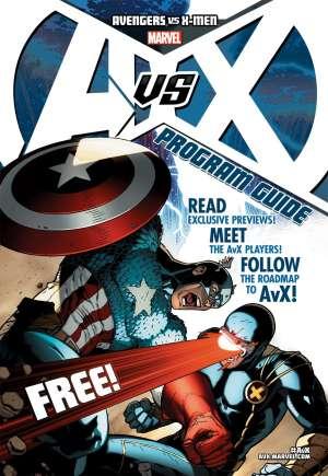 Avengers vs. X-Men Program (2012)#One-Shot