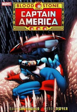 Captain America: The Bloodstone Hunt (1993)#TPB