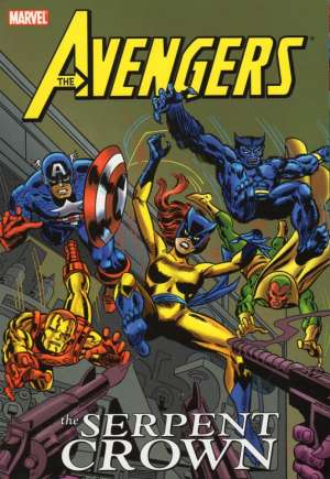 Avengers: The Serpent Crown (2005)#TP