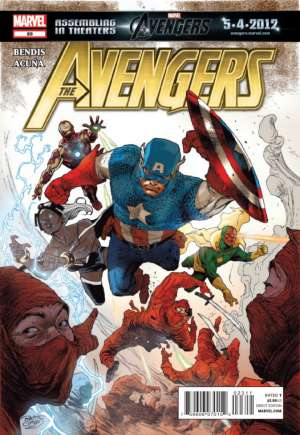 Avengers (2010-2012)#23