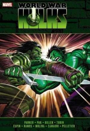 Incredible Hulks: World War Hulks (2011)#HC