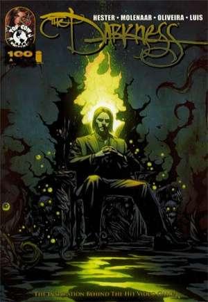 Darkness (2007-2013)#100A