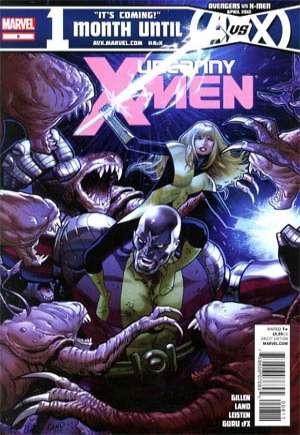 Uncanny X-Men (2011-2012)#8