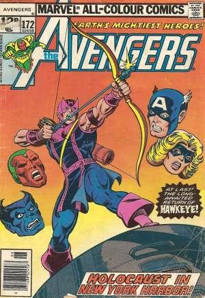 Avengers (1963-1996)#172B