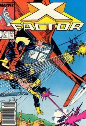 X-Factor (1986-1998)#17A