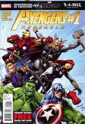 Avengers Assemble (2012-2014)#1A