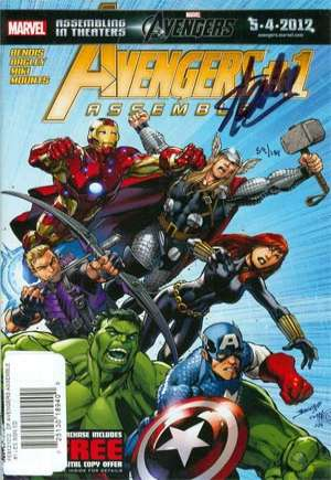 Avengers Assemble (2012-2014)#1F