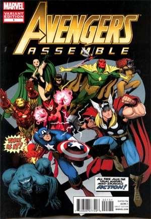 Avengers Assemble (2012-2014)#1C