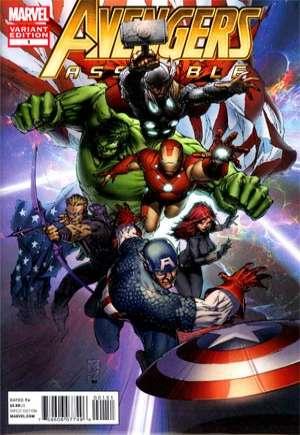 Avengers Assemble (2012-2014)#1D