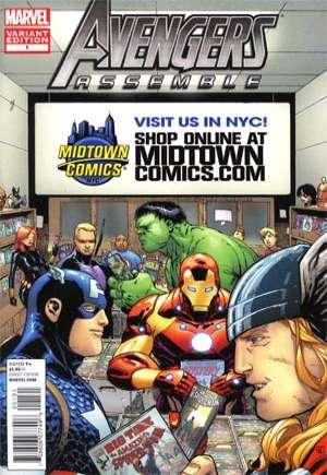Avengers Assemble (2012-2014)#1GE