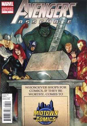 Avengers Assemble (2012-2014)#1HJ