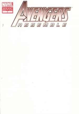 Avengers Assemble (2012-2014)#1B