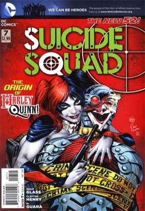 Suicide Squad (2011-2014)#7A