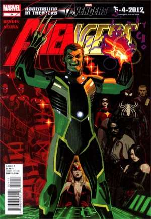 Avengers (2010-2012)#24