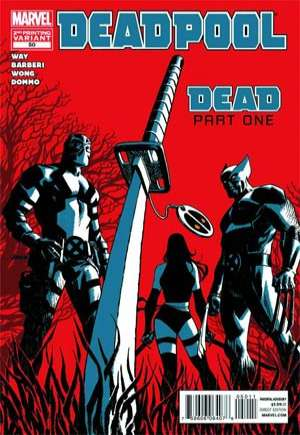 Deadpool (2008-2012)#50D