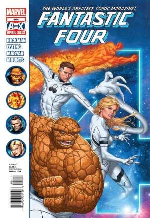 Fantastic Four (2012)#604