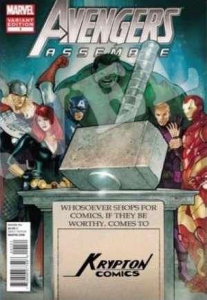 Avengers Assemble (2012-2014)#1HI