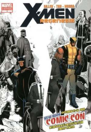 X-Men: Regenesis (2011)#1E