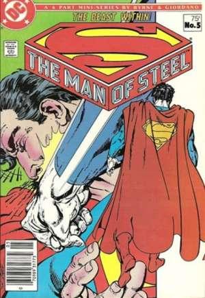 Man of Steel (1986)#5A