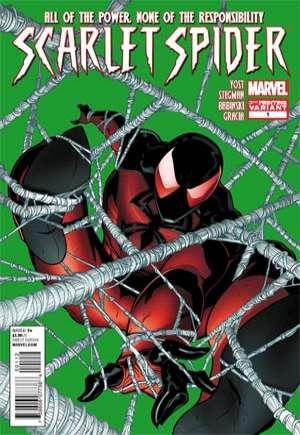 Scarlet Spider (2012-2014)#1G