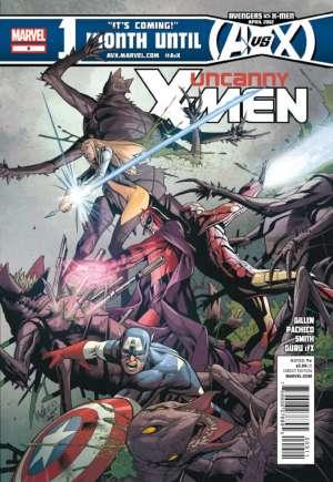 Uncanny X-Men (2011-2012)#9