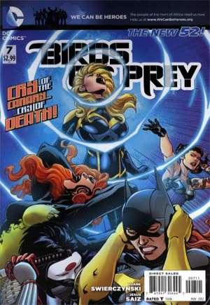 Birds of Prey (2011-2014)#7