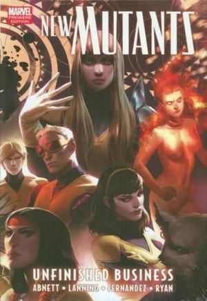 New Mutants (2009-2012)#HC Vol 4
