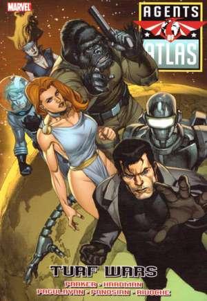 Agents of Atlas (2009)#TP Vol 2