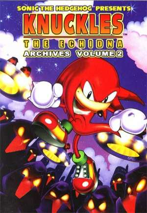 Knuckles: The Echidna Archives#TP Vol 2