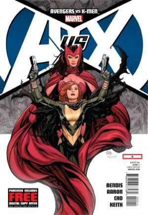 Avengers vs. X-Men (2012)#0A