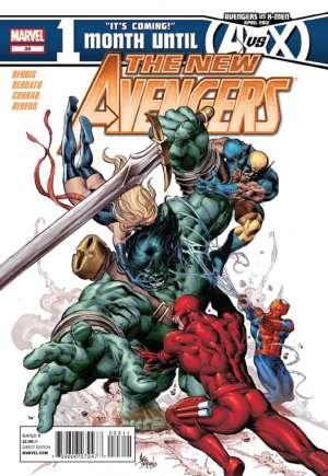 New Avengers (2010-2013)#23