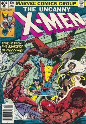 Uncanny X-Men (1963-2011)#129A