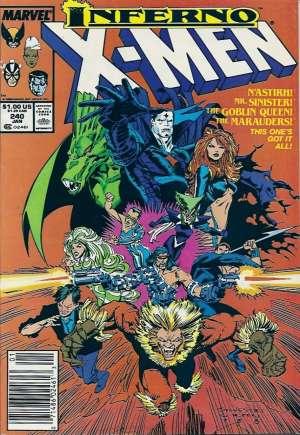 Uncanny X-Men (1963-2011)#240A