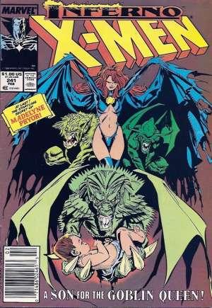 Uncanny X-Men (1963-2011)#241A