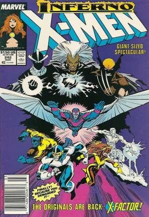 Uncanny X-Men (1963-2011)#242A
