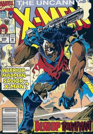 Uncanny X-Men (1963-2011)#288A