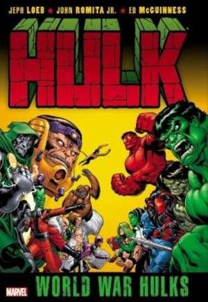 Hulk: World War Hulks (2012)#HC