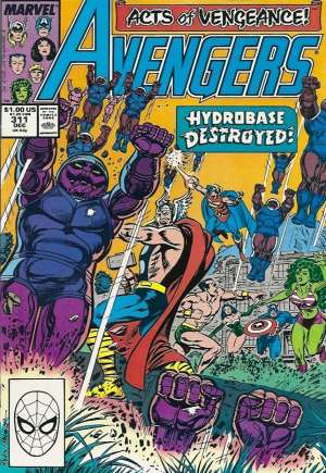 Avengers (1963-1996)#311B